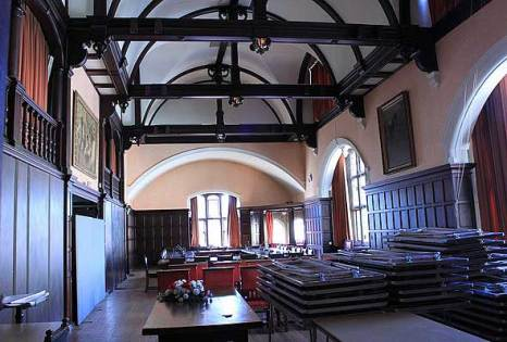 Оксфорд.Старинная библиотека в городской мэрии.  Фото: Ирина Рудская/Великая Эпоха