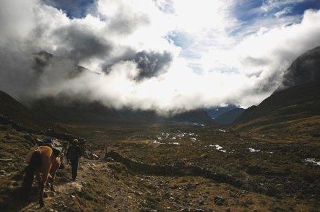 Путешествие по Андам в Перу . Фото: Brendon Thorne/Getty Images