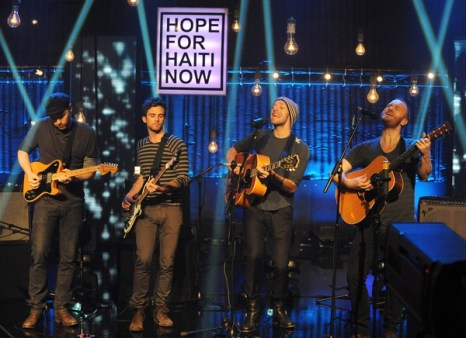 Надежда для Гаити (Hope For Haiti). Фото: MTV Hope for Haiti Now via Getty Images