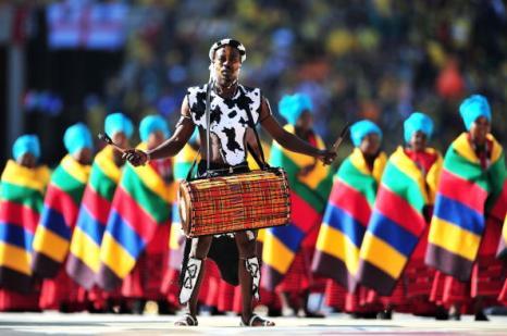 Открытие Чемпионата мира по футболу. Фоторепортаж. Фото: Clive Mason/Getty Images