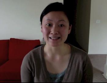 Ариэль из Китая, 27 лет, одна из 78 000 человек, которые подали заявки для того, чтобы отправиться на Марс. Фото: Mars One