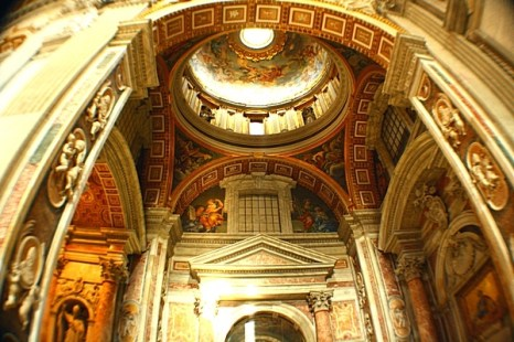 Собор святого Петра в Ватикане. Фото: Симы Петровой/Великая Эпоха