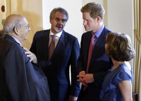 Принц Гарри прибыл с визитом в США. Фото:  Alex Brandon-Pool/Getty Images