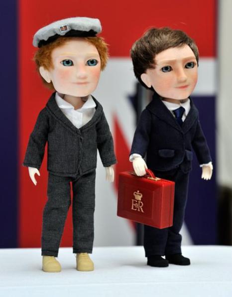Принц Гарри и Дэвид Кэмерон провели рекламную компанию «Great». Фото: Bruce Adams - Pool/Getty Images