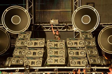 Фестиваль независимой музыки Coachella прошёл в Лос-Анджелесе. Фото: Mark Davis/Getty Images for Coachella