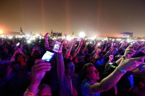 Фестиваль независимой музыки Coachella прошёл в Лос-Анджелесе. Фото: Frazer Harrison / Getty Images for Coachella