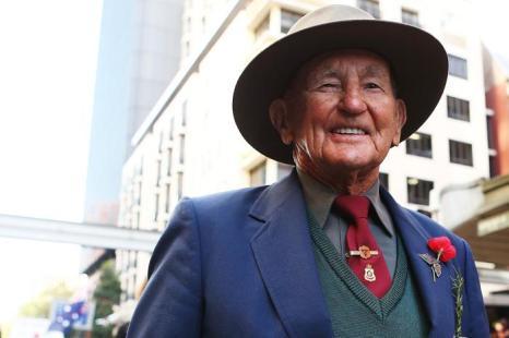 День защитника отечества отмечают в Австралии. Фото:  Brendon Thorne/Getty Images