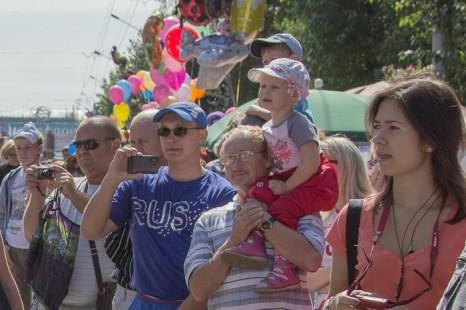 Карнавальное шествие. Фото: Сергей Тугужеков/Великая Эпоха (The Epoch Times)