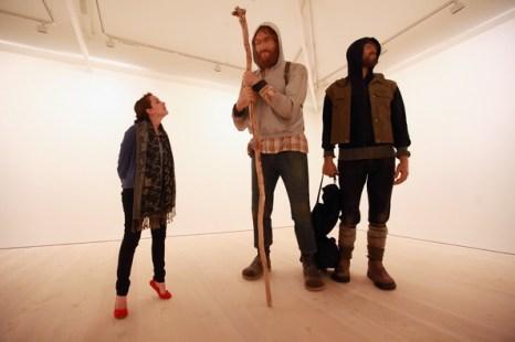 Выставка скульптуры в галерее Saatchi в Лондоне. Фото: Oli Scarff/Getty Images