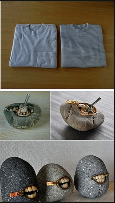 Скульптуры Ито Хиротоши. Фото с сайта jiyuseki.com