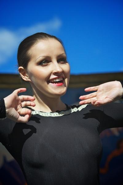 Международный день танца в Петербурге. Фото: Вадим Скворцов