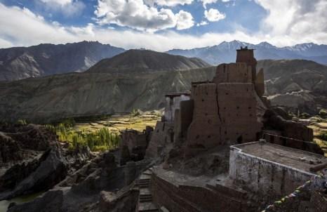 Гомпа Базго внесена в список мирового наследия ЮНЕСКО. Ладак. Фото: Daniel Berehulak/Getty Images