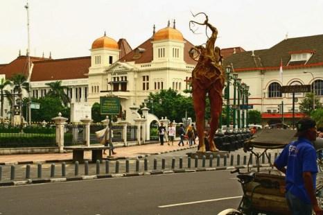 Город Джокьякарта – культурный центр Явы. Индонезия. Фото: Сима Петрова/Великая Эпоха (The Epoch Times)