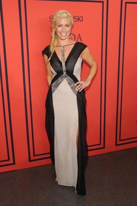 Джил Мартин на вручении Премии моды CFDA Fashion Awards 2013 в Нью-Йорке. Фото: Jamie McCarthy/Getty Images