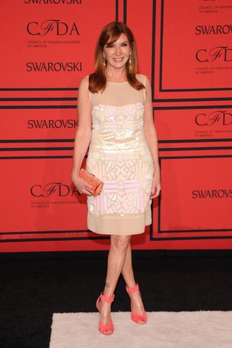 Николь Миллер на вручении Премии моды CFDA Fashion Awards 2013 в Нью-Йорке. Фото: Bryan Bedder/Getty Images for Swarovski