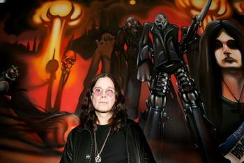 Black Sabbath Оззи Осборн 17 ноября 2006 года. Фото: Frazer Harrison/Getty Images
