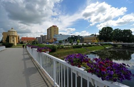 Вуковар — город в Хорватии, в восточной части страны, на реке Дунай. Фото: ANDREJ ISAKOVIC/AFP/Getty Images