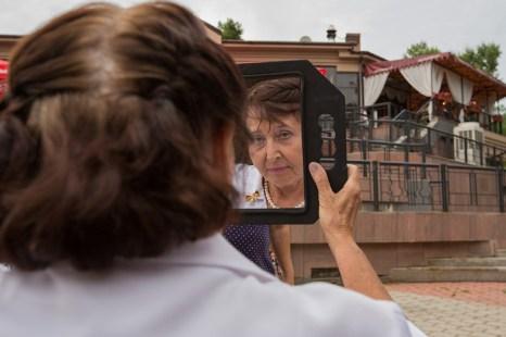 Иркутянам нравится делать добрые дела. Фото: Николай Ошкай/Великая Эпоха (The Epoch Times)