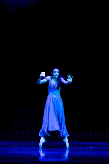Премьера балета «Милый друг» стартовала в Иркутске. Фото: Николай Ошкай/Великая Эпоха (The Epoch Times)