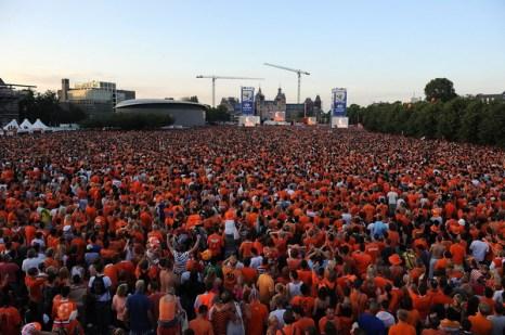 Гол Испания Нидерланды. Впервые Испания чемпион мира . Фото: Getty Images