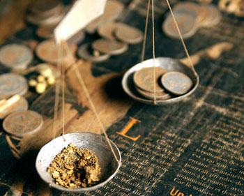 На Чукотке открыто новое месторождение золота с балансовым запасом в 46 тонн.Фото:ERIC FEFERBERG/AFP/Getty Images