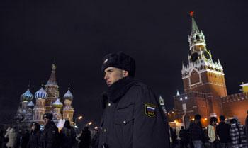Красная площадь.Фото: Oleg Nikishin/Getty Images