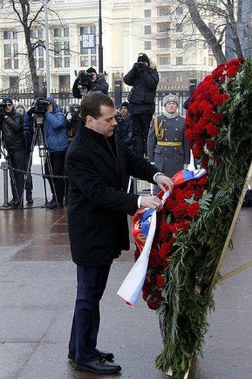 Тихвин, Тверь и Владивосток получили звания «Город воинской славы». Фото с сайта kremlin.ru