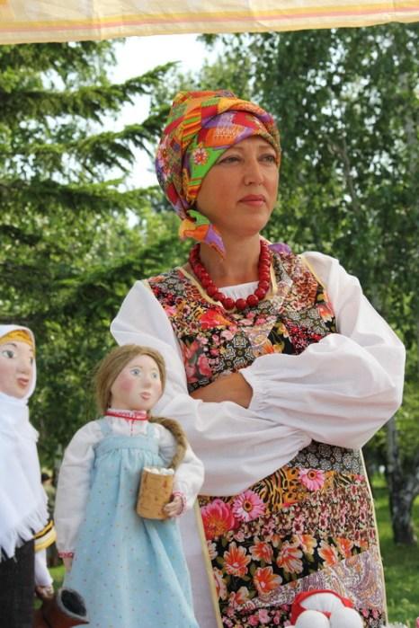 Гости из Свирска. Фото: Николай ОШКАЙ/Великая Эпоха (The Epoch Times)