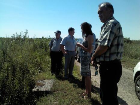 Фото предоставлено пресс-службой Общероссийской общественной организации в СЗФО «Зеленый патруль»