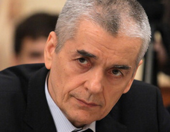 Главный санитарный врач России Геннадий Онищенко. Фото с сайта http://rus.ruvr.ru/