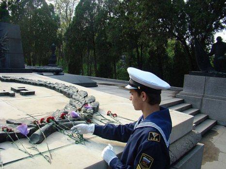 Мемориал в китайском городе Люйшунь (Порт-Артур). Фото с сайта msun.ru