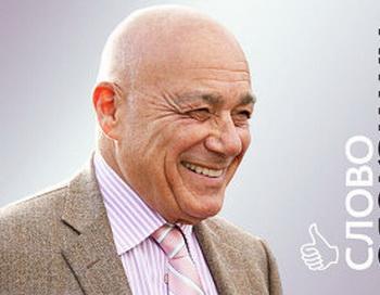 Владимир Познер. фото с сайта vladimirpozner.ru/