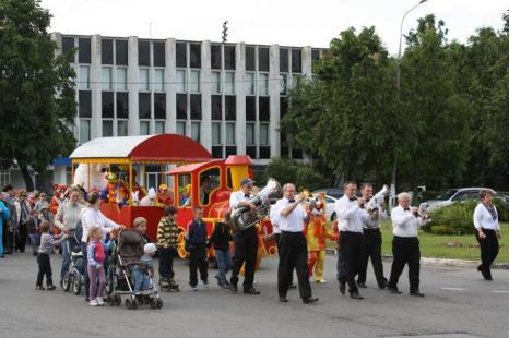 Первый Московский город-парк празднует Международный день защиты детей. Фото: Ульяна Ким/Великая Эпоха (The Epoch Times)