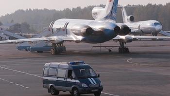 Захват самолета в Домодедово предотвращен. Самолет Москва - Минводы. Фото с сайта aif.ru