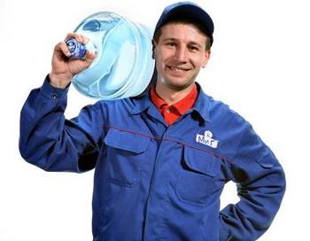 Где заказать питьевую воду с доставкой? Фото: coolbusinessideas.info