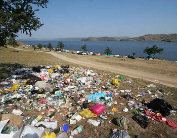 Загрязняющие Байкал сбросы. Фото: vokrugsveta-ru.com