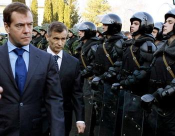 Митинг в Москве на Манежной площади: прокуратура расследует обстоятельства дела. Фото: DMITRY ASTAKHOV/AFP/Getty Images