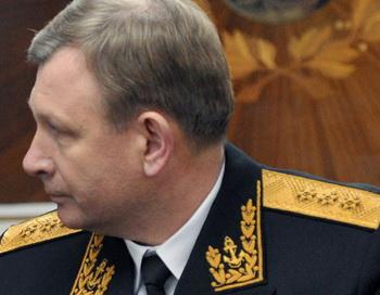 Адмирал ВМС Виктор Чирков. Фото: ALEXEI NIKOLSKY/AFP/Getty Images
