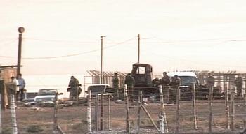 Три боевика уничтожены в Серго-Калинском районе Дагестана. Фото с NTV/AFP/Getty Images