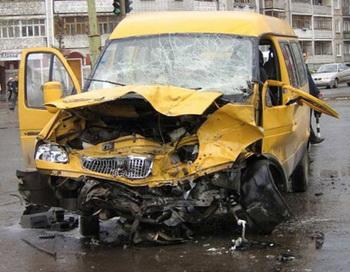 Семь человек пострадало в ДТП В Москве. Фото с сайта briansk.ru