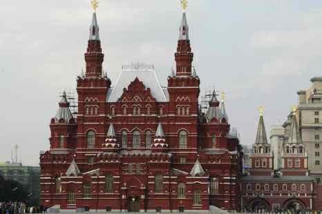 Государственный исторический музей на Красной площади. Фото: Ian Walton/Getty Images