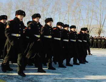 В Подмосковье и Петербурге откроются кадетские корпуса МЧС. Фото: Oleg Nikishin/Getty Images