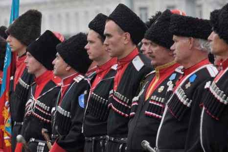 Около 300 человек примут участие в казачьих играх под Ростовом. Фото: DMITRY STEPANOV/AFP/Getty Images