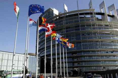 Страсбург. На Парламентской ассамблее Совета Европы пройдет полноформатная встреча делегаций РФ и Грузии. Фото: GERARD CERLES/AFP/Getty Images