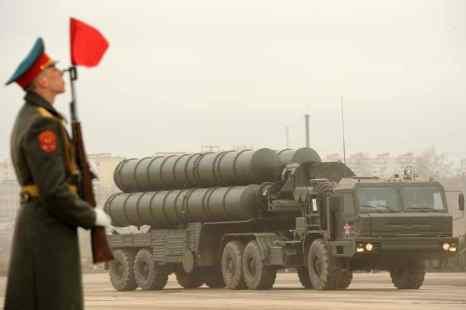 Российское оружие пользуется большим спросом на мировом рынке. Фото: KIRILL KUDRYAVTSEV/AFP/Getty Images