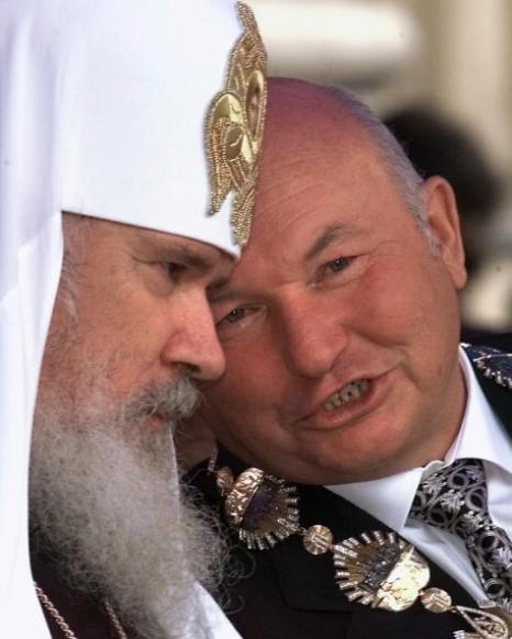 4 сентября 1999 год. Юрий Лужков: биография в фотографиях. Фото: ALEXANDER MEMENOV/AFP/Getty Images