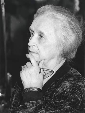 Великая балерина XX столетия Марина Семенова. Фото: bolshoi.ru