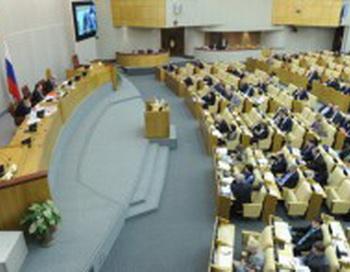 Принять закон об НКО рекомендовал профильный комитет Госдумы . Фото:news.rufox.ru