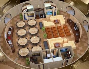 Российские миллионеры готовятся к апокалипсису. Фото с сайта ribalych.ru
