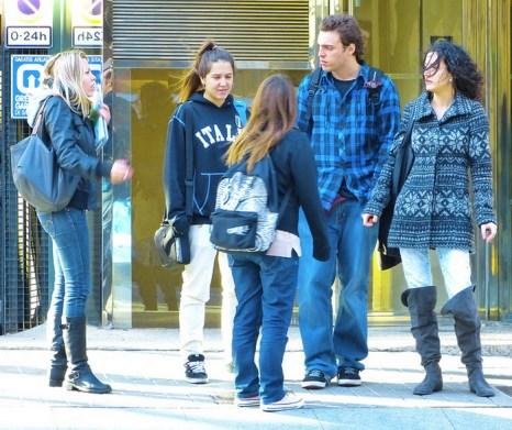 ЕС планирует обеспечение гарантированной работы для молодежи. Фото с сайта flickr.com